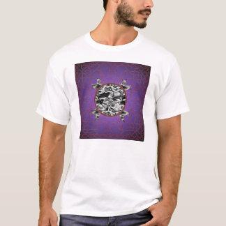 Black Hole Satin T-Shirt