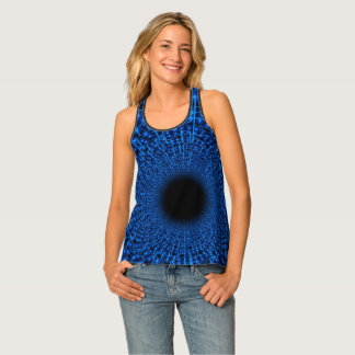 Black Hole Top - all over pattern