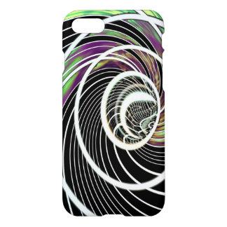 black-hole trance iPhone 7 case