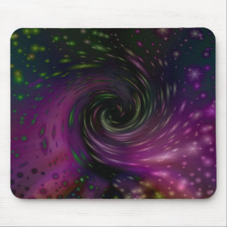 Black Hole Vortex mousepad