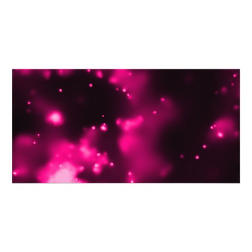 Black Hole X-Ray Pink Space Photo Cards