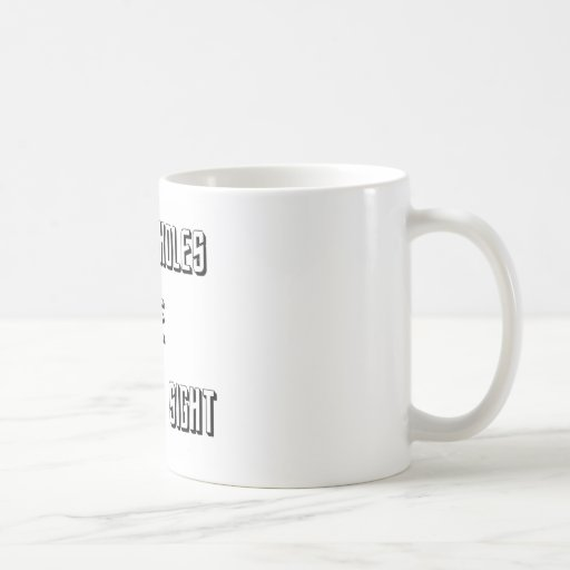Black Holes Are Out of Sight Coffee Mugs