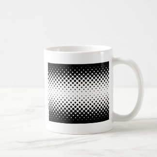 Black Holes Background Coffee Mug