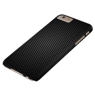 Black Honeycomb Barely There iPhone 6 Plus Case