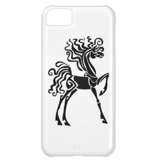 Black Horse iPhone 5C Case