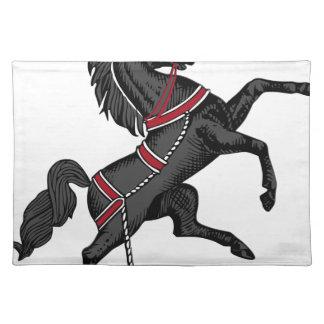 Black Horse Placemat