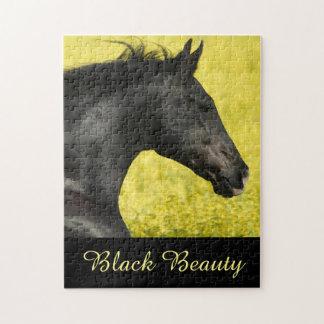 Black Horse Puzzle