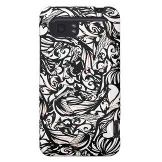 black HTC vivid / raider 4G cover