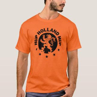 Black Hup Holland - Editable Background color T-Shirt