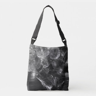 Black Ice Creative Photography Crossbody Bag