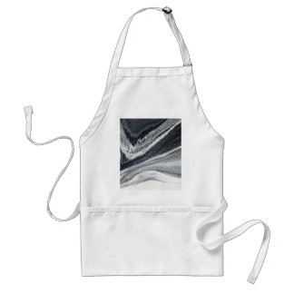 Black Ink Standard Apron