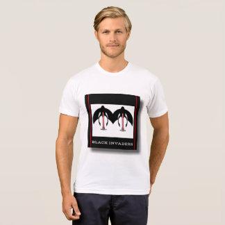 BLACK INVADER DESIGN 2 COLLECTION T-Shirt