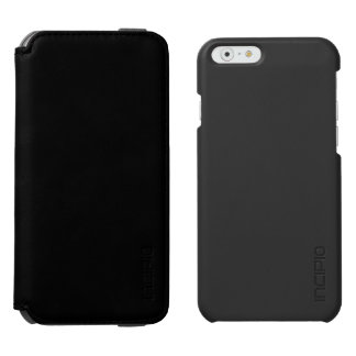 Black Incipio Watson™ iPhone 6 Wallet Case