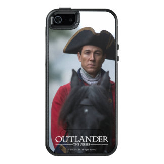 Black Jack Randall photograph OtterBox iPhone 5/5s/SE Case