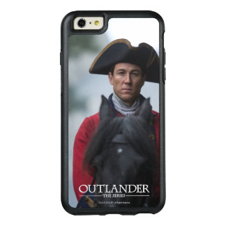 Black Jack Randall photograph OtterBox iPhone 6/6s Plus Case
