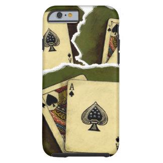 BLACK JACK SPECIALTY TOUGH iPhone 6 CASE