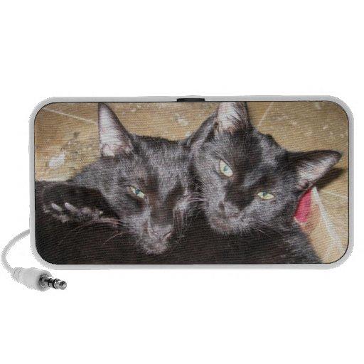 Black Kat Portable Speakers