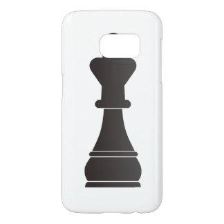 Black king chess piece