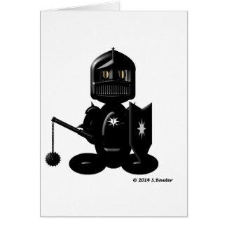 Black Knight (plain) Card
