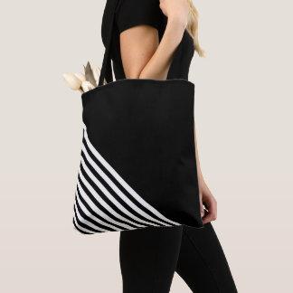 Black knows tote bag