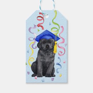 Black Lab Graduate Gift Tags