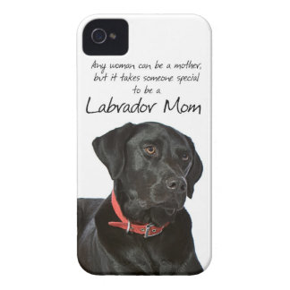 Black Lab iPhone 4 Case