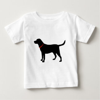 black lab, Labrador Retriever Baby T-Shirt