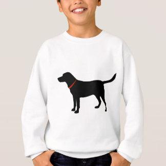 black lab, Labrador Retriever Sweatshirt