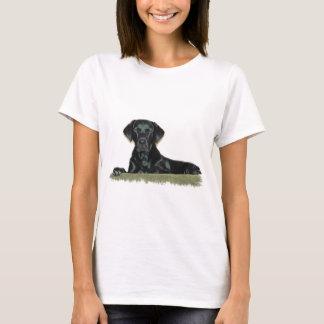 Black Lab Ladies Fited T-Shirt