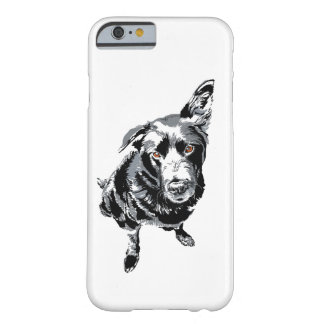 Black lab phone case