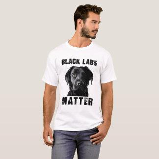 Black Lab Shirt