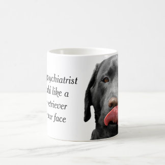 Black Labrador Retriever cup | mug for Dog lovers