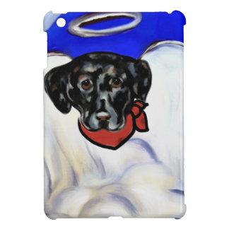 Black Labrador Retriever iPad Mini Case