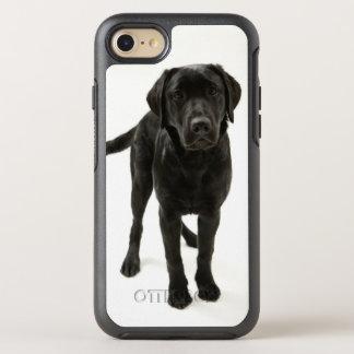 Black labrador retriever OtterBox symmetry iPhone 8/7 case