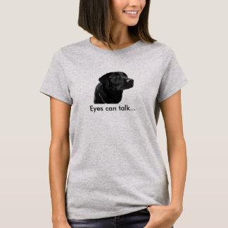 Black Labrador t shirt