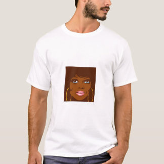 black lady T-Shirt