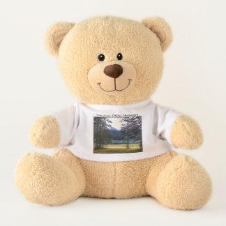 Black Lake. Žabljak. Montenegro. Teddy Bear