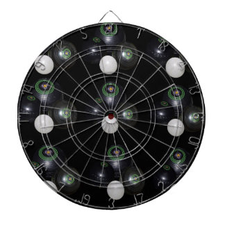 Black_Lawn_Bowls_Pattern,_ Dartboard