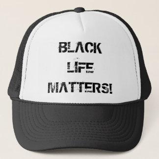 Black Life Matters Trucker Hat