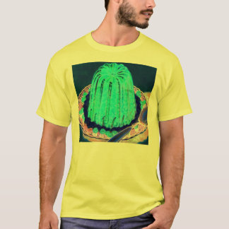 BLACK LIGHT JELLO T-SHIRT