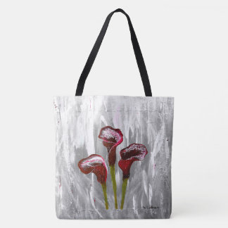 "Black Lilly""s Tote! Tote Bag"