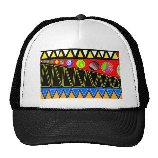Black Line Cap