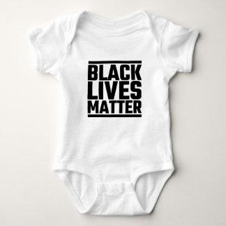 Black Lives Matter Baby Bodysuit