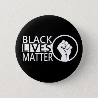 Black Lives Matter #blacklivesmatter Protest 6 Cm Round Badge