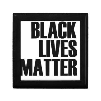 Black Lives Matter - Bold Design - Black Pride Gift Box