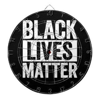 Black Lives Matter Dartboard
