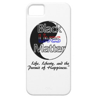 Black Lives Matter Iphone cover iPhone 5 Cover