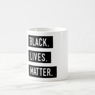 Black. Lives. Matter. Mug