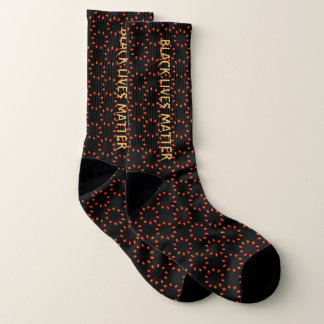 Black Lives Matter Socks 1