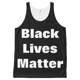 Black Lives Matter tank